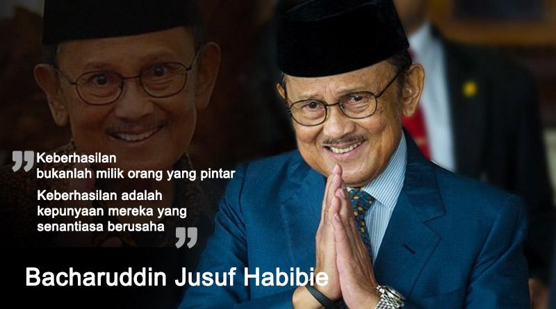 Selamat Jalan Prof BJ Habibie