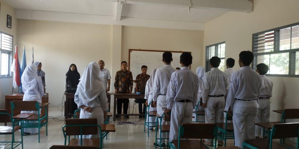 Rapat Kerja Pemilihan Pengurus OSIS SMK Bina Harapan T.A 2019/2020