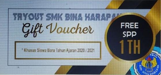 Ikuti Try Out UN SMP berhadiah SPP Gratis 1 Tahun